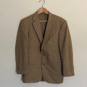 Burberry | Plaid Men's Blazer